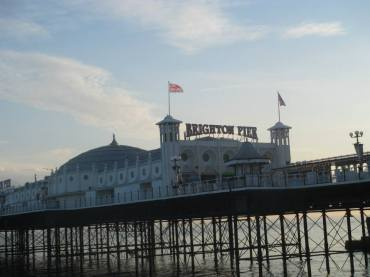 The Brighton Pier is a wonderful place to visit where I always enjoyed going.