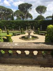 Taken at Villa La Pietra in Florence