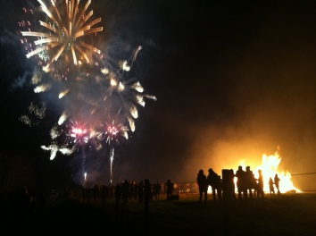 Bonfire Night in Lewes