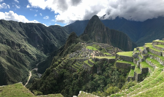 Machu Picchu, Peru_s Wonder of the World .JPG