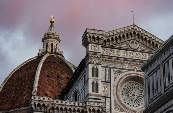 Sunset Over Il Duomo, Florence, Italy.jpg